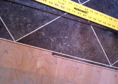 Custom in-laid flooring in Latham NY