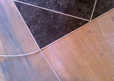 Custom inlaid Floor Latham NY