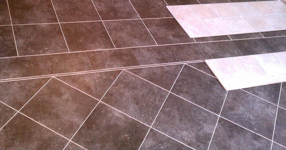 Custom In-laid Flooring