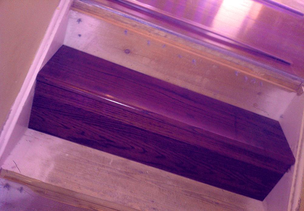 Hardwood Staircase Flooring Installation